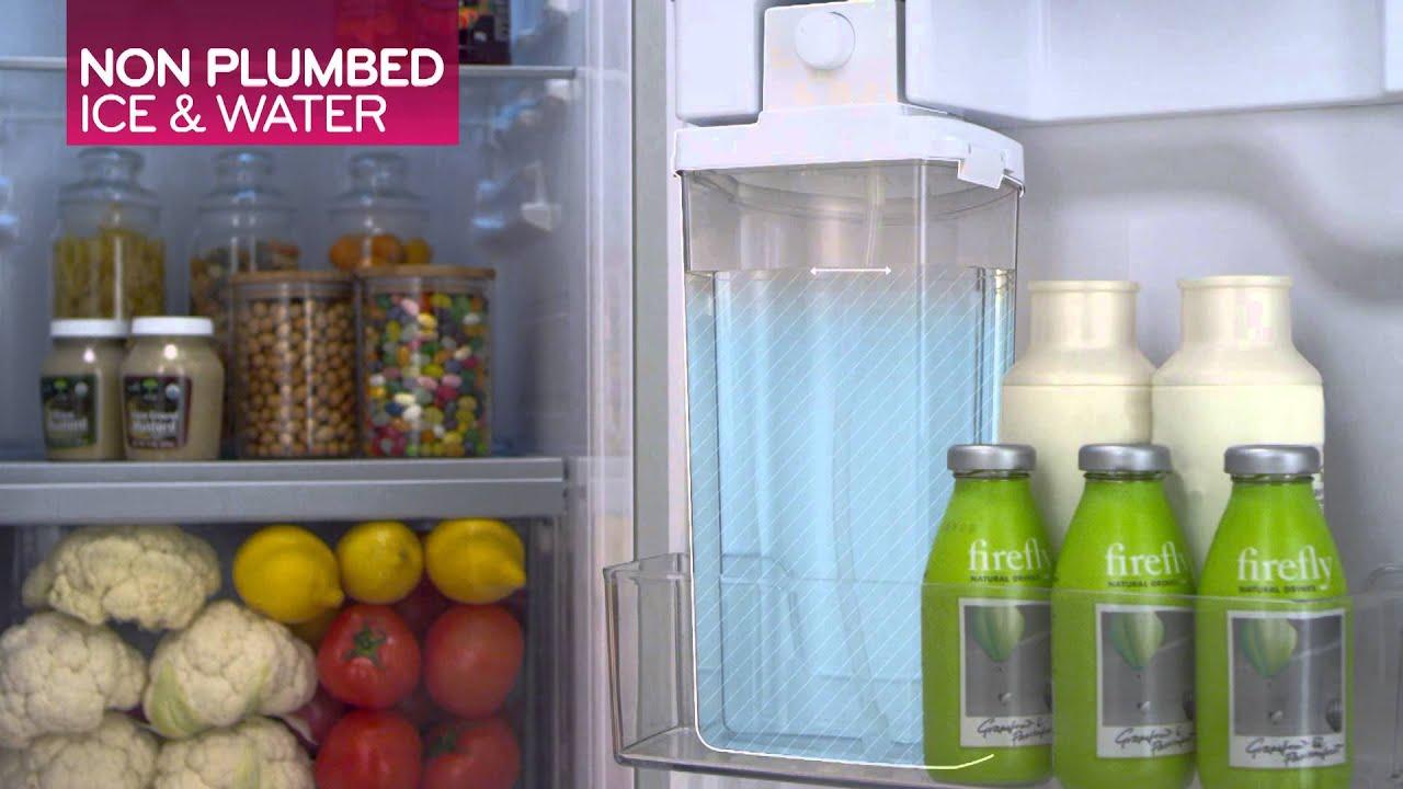 hogyan csatlakoztassa a vízvezetéket a hűtőszekrényhez