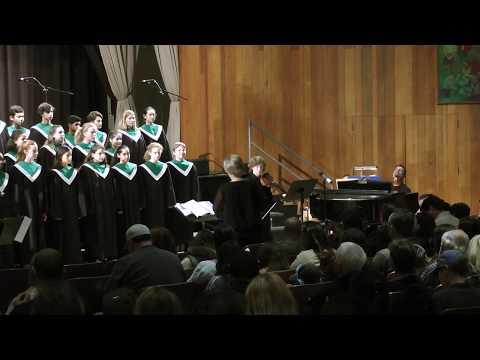 The Wayfaring Stranger. Paul Revere Middle School Concert Choir