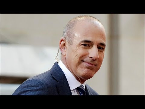 The Accusations Against Matt Lauer | Los Angeles Times