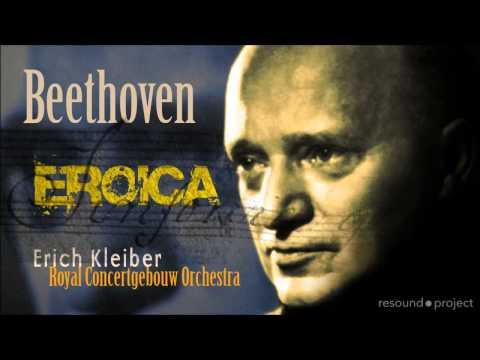 Beethoven - Symphony No. 3 Eroica - Erich Kleiber/Concertgebouw 1950 (complete)