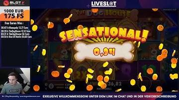 CASINO ONLINE HIGHLIGHTS & SLOTS! Die besten Casino Gewinne von Liveslot Deutschland! #1