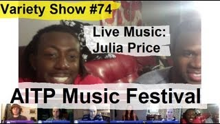 #74 AITP Music Festival & Live Music from Julia Price