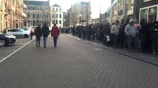 アムステルダムのアンネフランクの家 もしオンラインチケットを予約出来...