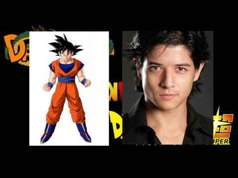 Casting Call for... The Dragon Ball Universe - Part 1 (Heroes)