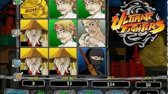 Ultimate Fighters Online Slot