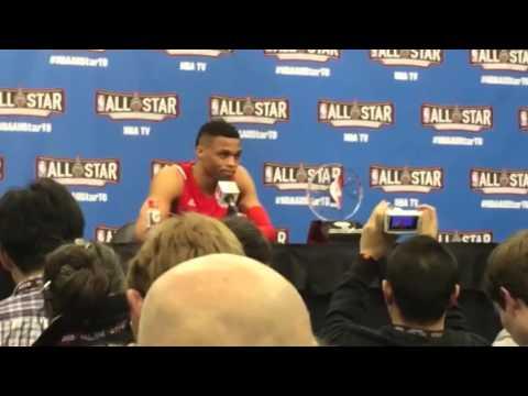 Westbrook repeats as NBA All-Star Game MVP