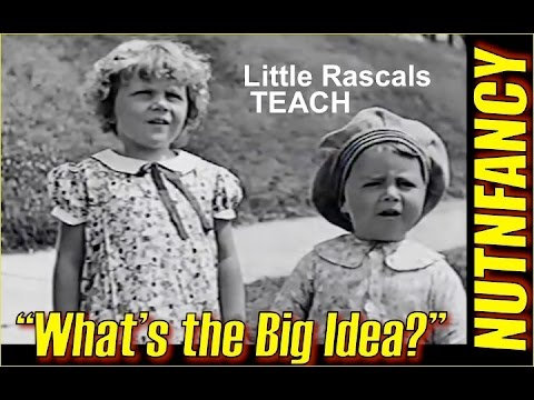 What We Learn from Little Rascals: 1930s Calling