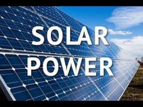 Solar Power Capacity hits 20 GW - Year 2018