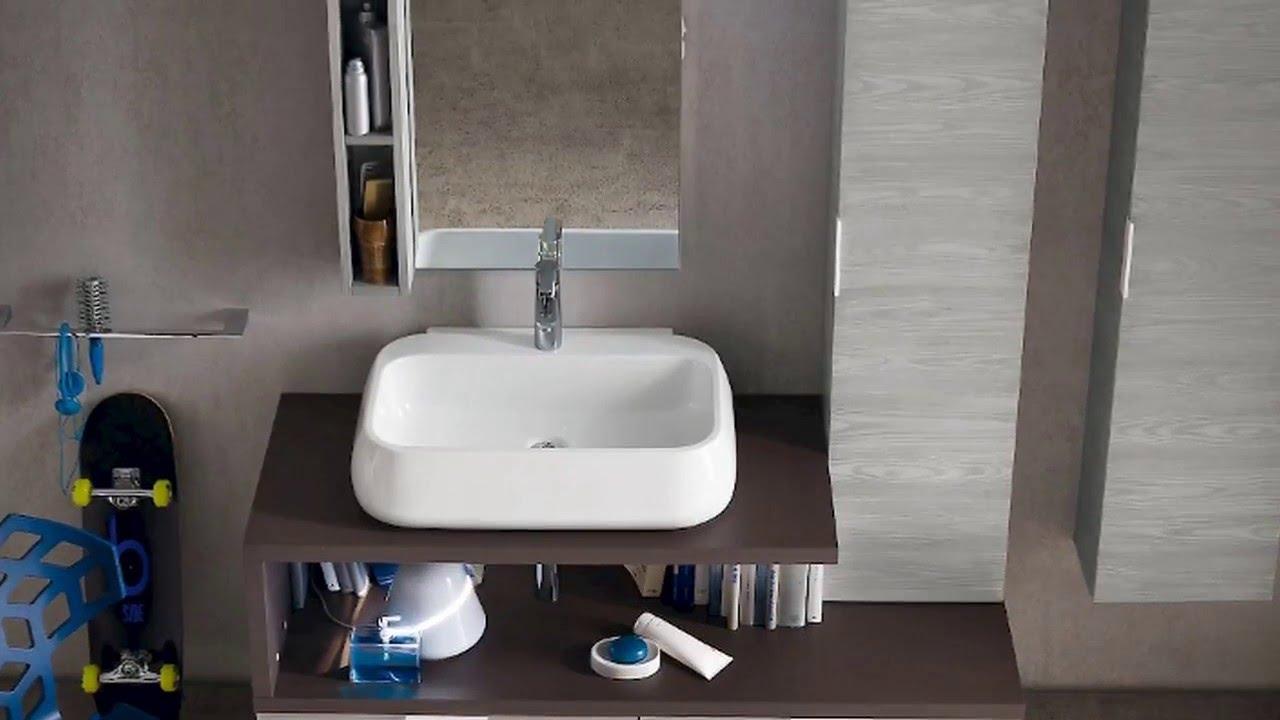 Mobili Arredo Bagno Design.B201 Mobili Arredo Bagno Di Design E Tendenza
