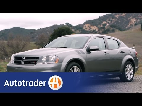 2013 Dodge Avenger - Sedan | New Car Review | AutoTrader