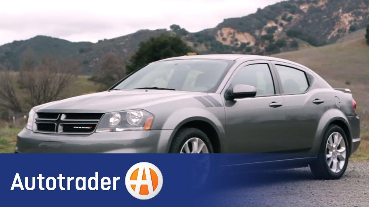 Worksheet. 2013 Dodge Avenger  Sedan  New Car Review  AutoTrader  YouTube