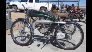 bicycles with motor engine