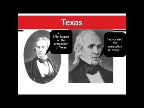 APUSH Review: Manifest Destiny