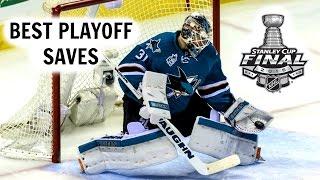 BEST 2016 NHL PLAYOFF SAVES