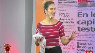 #EnVivo: un nuevo capítulo de El Matutino por El Tribuno TV