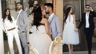 בחירת שמלות הכלה של גילי וצילומי הטראש של מתן וגילי | וולוג הכנות לחתונה #4