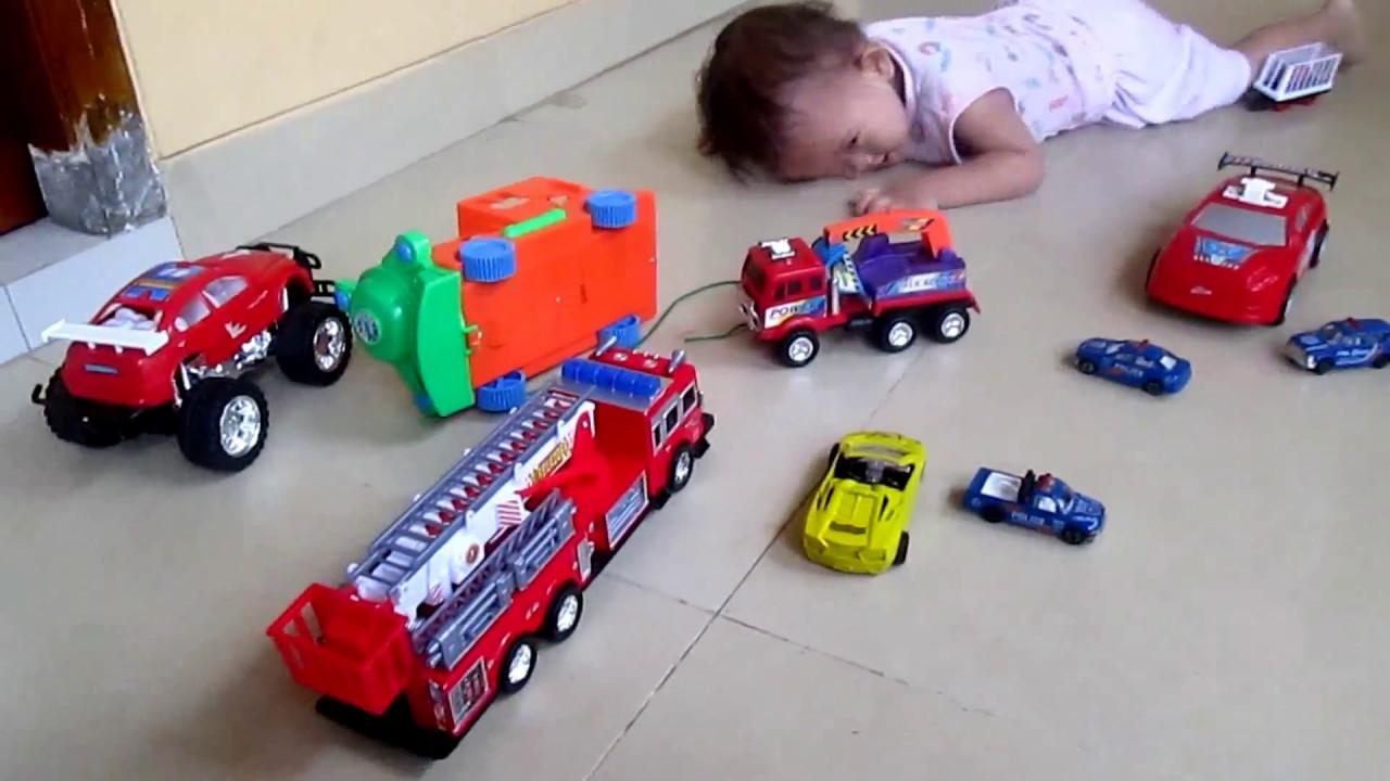 Seru Beginilah Bermacam Mainan Mobil Mobilan Untuk Anak Anak Yang Kreatif Asyik Dan Menyenangkan Youtube