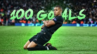 Kylian Mbappé - All 100 Career Goals