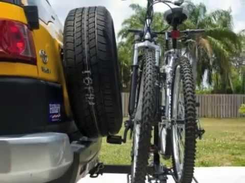 Swagman Xc Cross Country 2 Bike Hitch Mount Rack 2 Inch Receiver