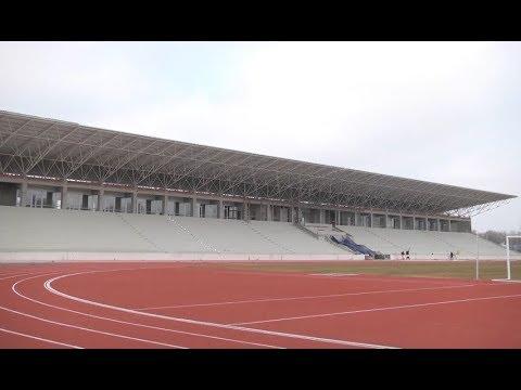 Реконструкция стадиона 'Нарт'