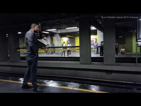Caracas metro