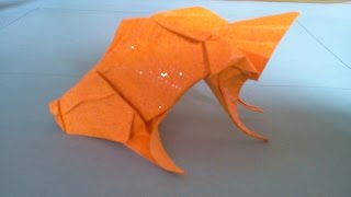 How To Make Origami Fish (michael G. Lafosse)