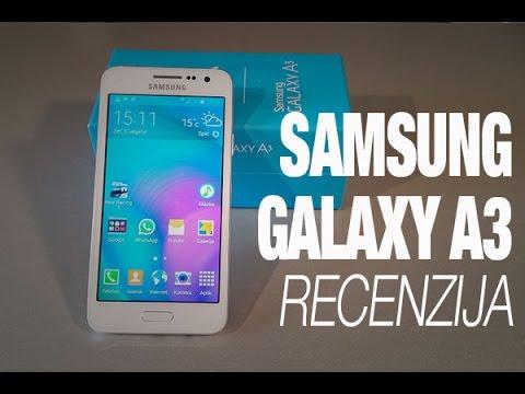 Samsung Galaxy A3 Recenzija