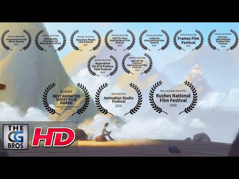 "*Award Winning* CGI 3D Animated Short Film: ""The Artist and the Kid""  - by The Artist & The Kid Team"