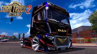 видео: Ночной стрим по Euro Truck Simulator 2