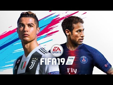 Ronaldo And Neymar Pictured On FIFA 19 Cover