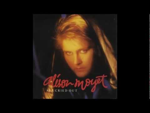 Alison Moyet All Cried Out