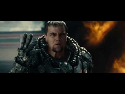 """You think you can threaten my mother"" - Scence from Man of Steel"