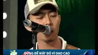 """chàng trai tài năng HÁT cực hay với guitar and HOME """" Vietnam's Got Talent"""""""