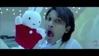 Uppenantha Revised Version(Arya 2) Feat Bunny@Allu Arjun & Kajal