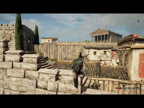 Assassin's Creed Odyssey (Ultimate Edition) 100% Walkthrough Part 319 / Locations completed (Melos) |