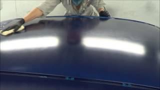 Как покрасить авто своими руками. Покраска крыши(Видео о том, как покрасить крышу, нанесение базы и лака., 2013-07-19T21:34:53.000Z)