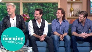 The Stars of Nashville Love Taking the TV Show on Tour and Meeting the British Fans | This Morning