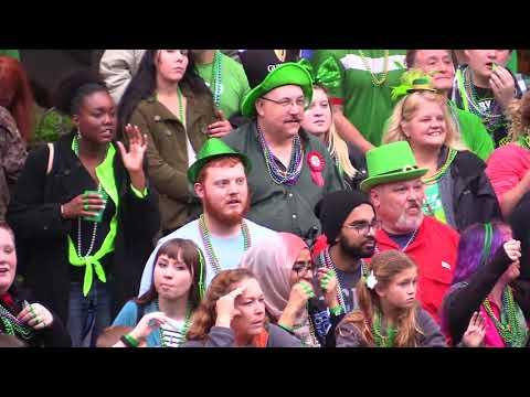 2017 St. Patrick's Day Parade - Hot Springs, Arkansas