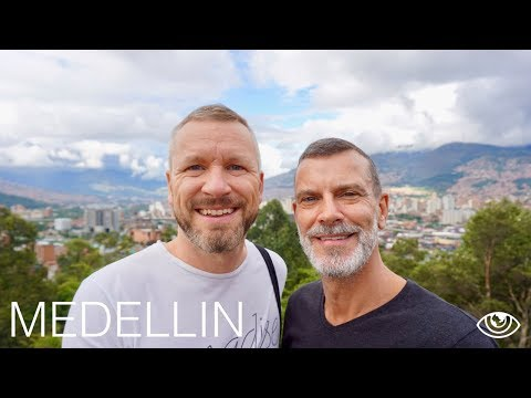 Medellin Highlights / Colombia Travel Vlog #147 / The Way We Saw It