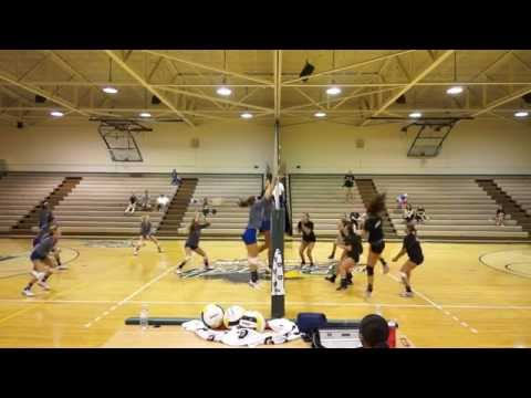 Palm Beach State College vs Lynn University - Set 1, Part B