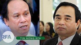 Tin nóng RFA |   Hai cựu chủ tịch Đà Nẵng sẽ ra tòa vào đầu tháng 1