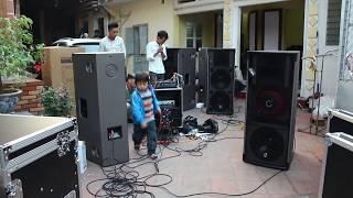 Test thử Loa Full đôi nhạc sống cực chất của Catking