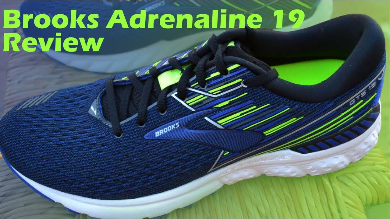 brooks adrenaline 19