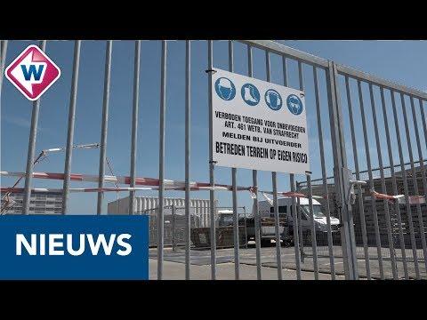 Ondernemers op Kijkduin noemen de verbouwing een ramp