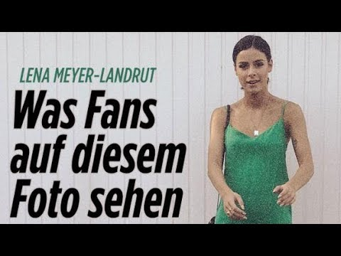 Lena Meyer Landrut Schwanger Sammer Vs Ancelotti Trumps Sohn Aktuelle Schlagzeilen Des Tages Youtube