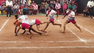 WAGHJAI(CHIPLUN) vs SHREE RAM STATE LEVEL JUNIOR KABADDI MATCH 2018....