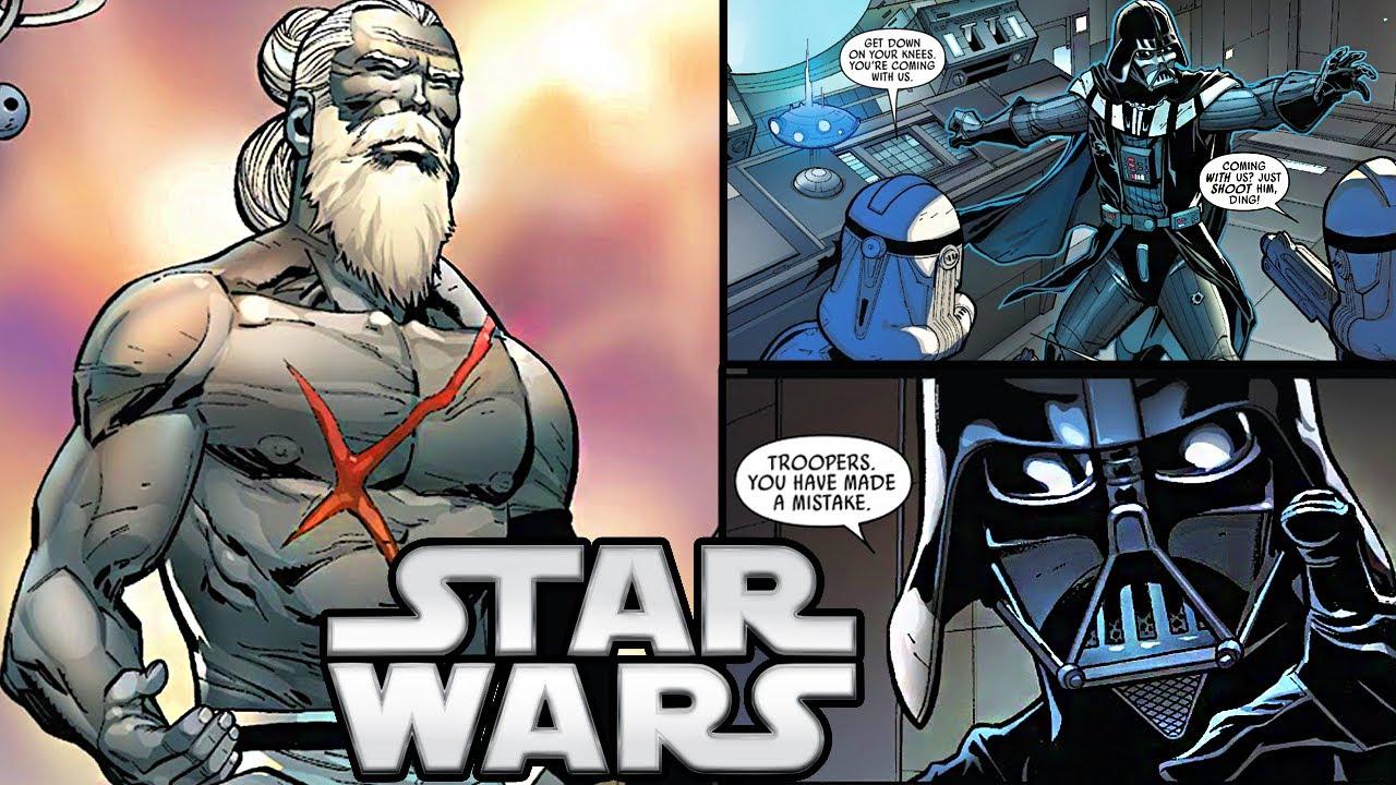 Darth Vader Canon Vs Ares Dceu: Darth Vader Learns Of The Jedi Master Who ESCAPED Order 66