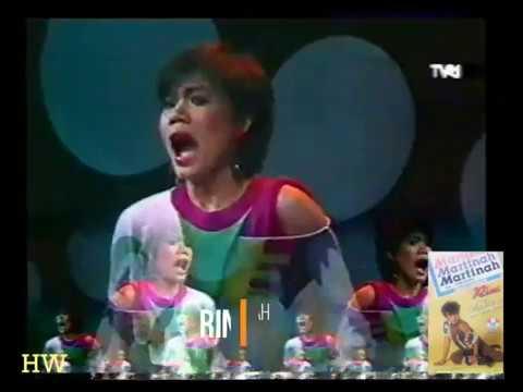 Rina Sidabutar - Martinah (1984) (Safari)