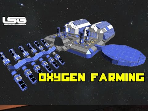 Space Engineers -  Oxygen Farming, More Options