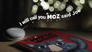 Moz The Monster - Google Home Storybook